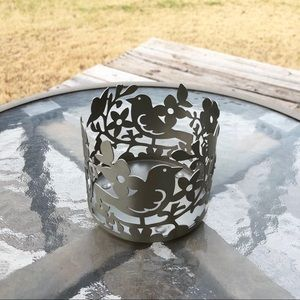 3-Wick Candle Holder